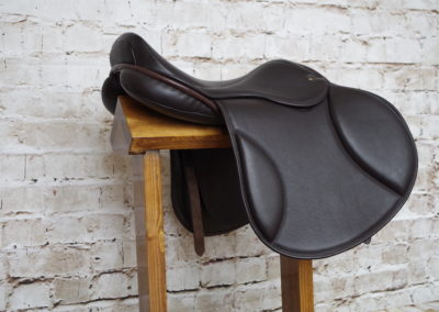 Silhouette Ashington Jump Saddle